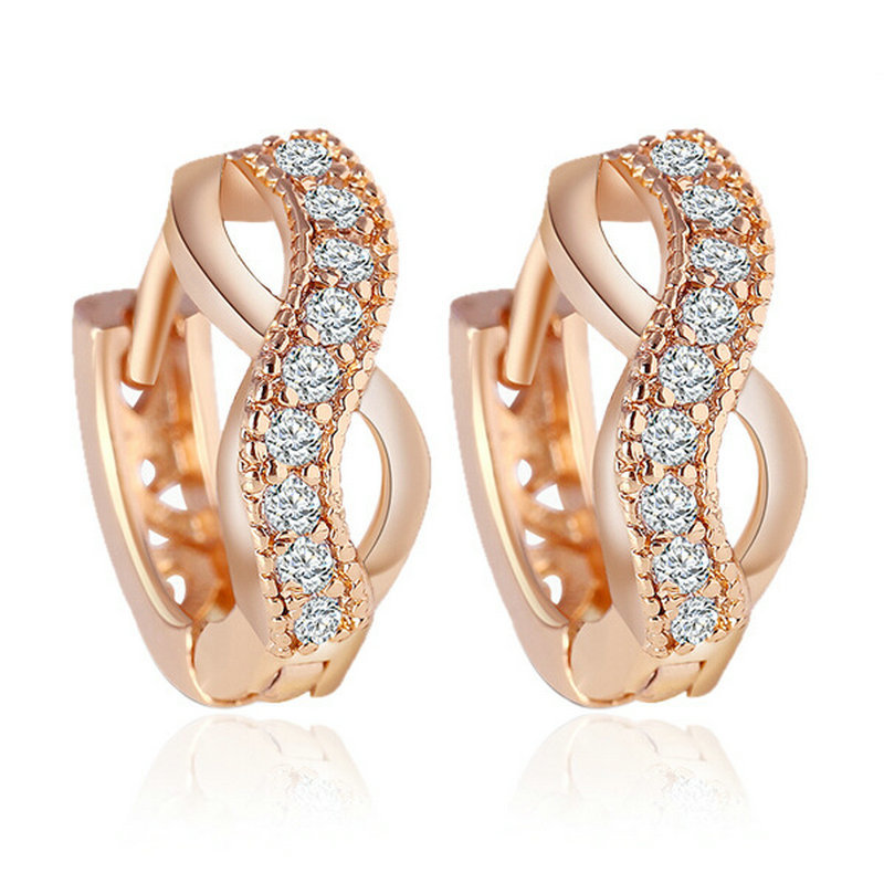 pin women plated stud dubai earrings cheap buy charms arab for gold woman jewelry