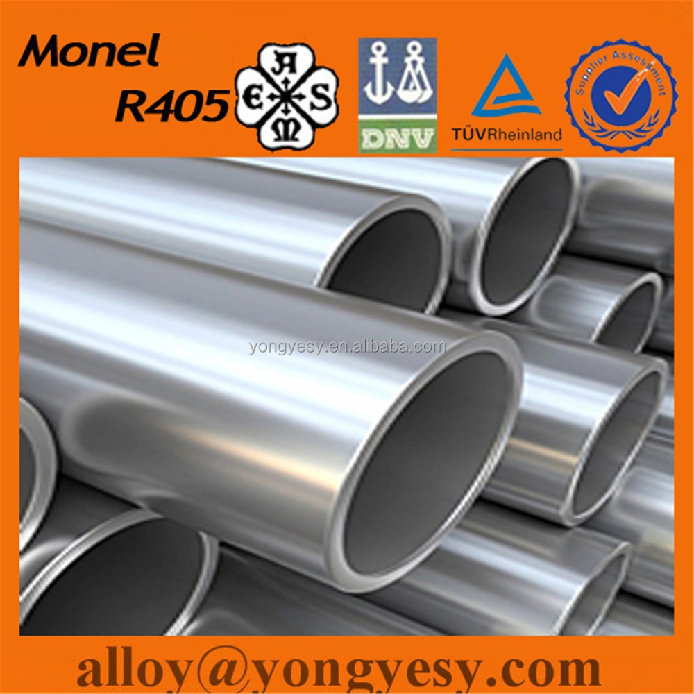 Professional factory monel R405 tube