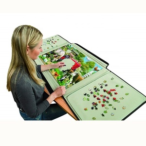 Jigsaw Puzzle Case Portapuzzle Standard Jigsaw Puzzle Board