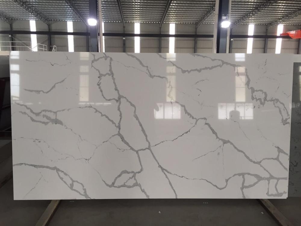 marbre regard pur blanc calacatta or quartz pierre pour d coration de la maison pierre. Black Bedroom Furniture Sets. Home Design Ideas