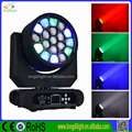 High quality Bee Eye 19*10W 4in1 led stage zoom moving head wash light