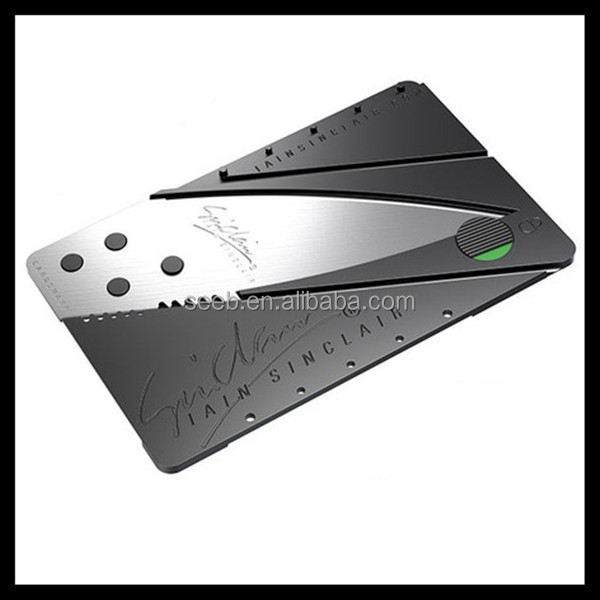 <strong>knife</strong> business card shape <strong>knife</strong> multifunction credit card tool pocket <strong>knife</strong>