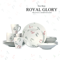High Quality Dinnerware From China Manufacture