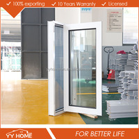 YY Home export aluminium casement window comply with AS2047