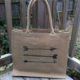 china products custom design hot sale recycled handle jute bags usa