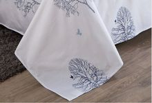 Elastic competitive price favor vole hotel bedding set