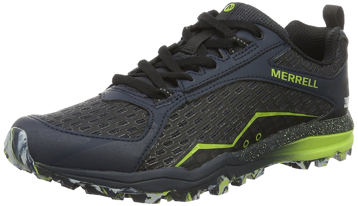 Merrell All Out Crush Tough Mudder Trail Running Shoes - SS17