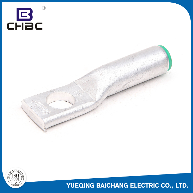 CHBC Hot Selling High Quality Bell Mouth Spade Copper Cable Lugs Terminal