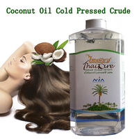 Cooking Ingredients Cold Pressed Coconut Oil Crude 500ml
