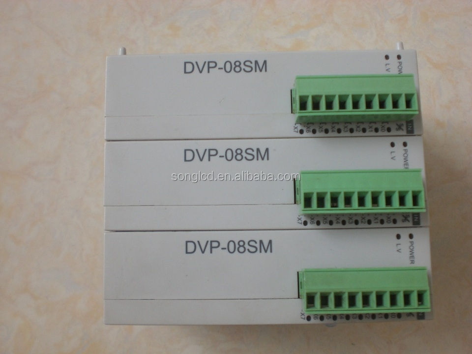PLC MODULE DELTA DVP-08SM DVP08SM11N with 60 days warranty