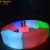 50*50*50cm led cube, led lit furniture for bar, restaurant