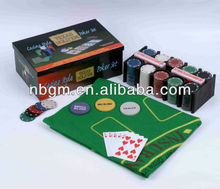 200 stks Texas Hold Em <span class=keywords><strong>Poker</strong></span> <span class=keywords><strong>game</strong></span> Set Compleet in papier case
