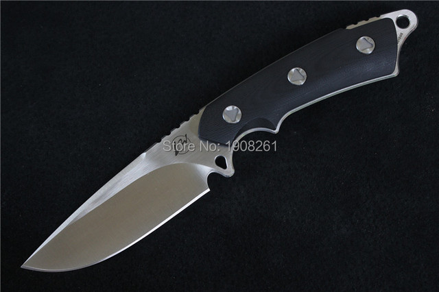 100% L.W fixed blade knife D2 blade G10 handle KYDEX Sheath tactical camping hunting survival outdoor EDC knives-in Knife from Home Improvement on Aliexpress.com | Alibaba Group