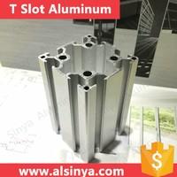 6063 alloy Anodizing Aluminium Frame for Conveyor Frames