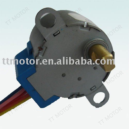 24BYJ48 dc micro stepper geared motor for scanner/copy machine/ IP camera