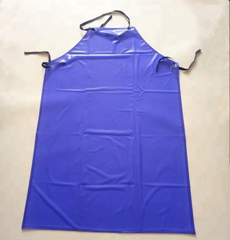 Good quality pvc waterproof /industry/ plant apron for men