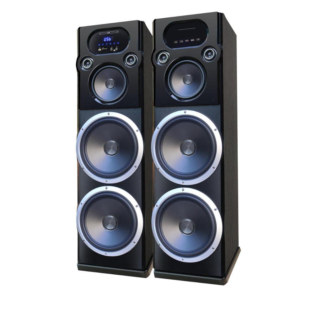 2 0 Floor Standing Tower Speaker With Blue Tooth