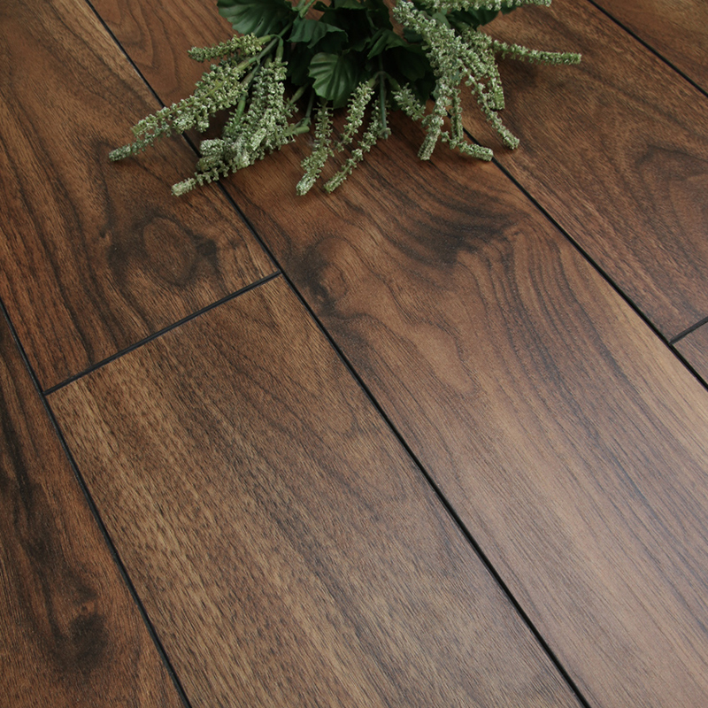 Import export non slip high gloss 12mm laminate flooring