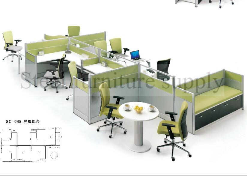 tapa de la oficina cubculo particin moderno mobiliario de oficina cubculo estilo oficina modular