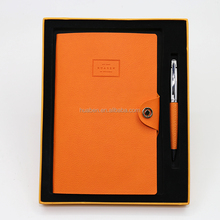 business customized note book gift set