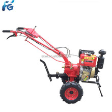 Agricultural rotary diesel power mini tiller Single-cylinder 186FA