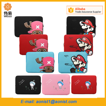 Manufacturer Custom Waterproof Neoprene Laptop Sleeve 15.6 Inch ...