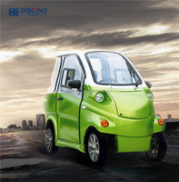 M China EEC approval COC certificate electric car
