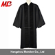 Black Wesley Style Wholesale Clergy Robes