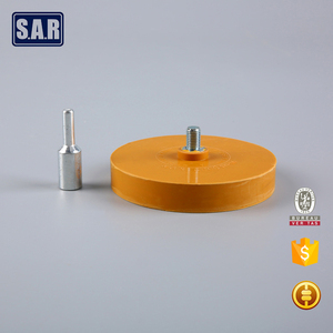 4 Inch Rubber Polishing Wheel