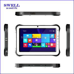 2016 free sample fingerprint win10 rugged tablet swell 10 inch cheap rugged computere Model I12 android smart tablet pc