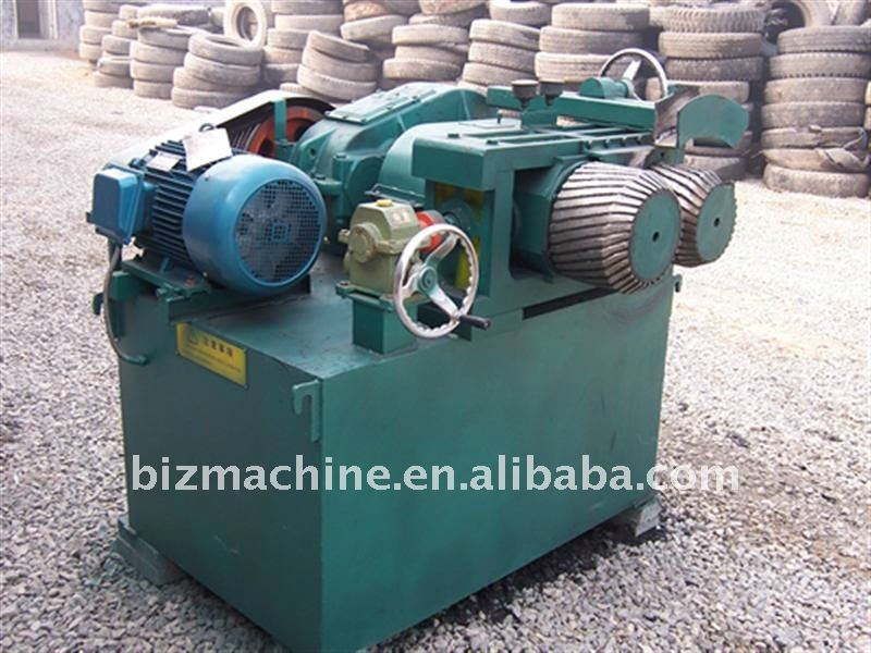 steel wire and tyre bead separator
