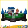 Top level inflatable bouncer outdoor,inflatable bouncers for kids