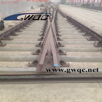 railway supplies 2017 new product cast manganese railway turnout