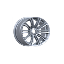 deep dish chrome wheels Alloy Wheels(ZW-K005)