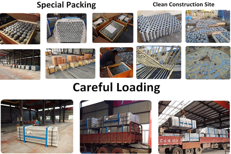 Light Steel Structure Galvanized Industrial Building Metal Truss