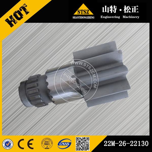 pc55MR-2 Роторный вертикальный вал