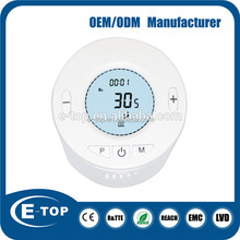 New arrival 7days programmable radiator thermostat