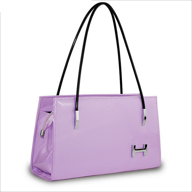 2017 New Fashion Leather Handbag For Lady Womens Alligator Messenger Bag 100 Brand