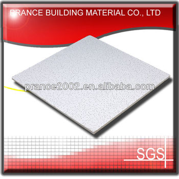 Mineral fiber board thermal insulation ceiling panels for Mineral fiber board insulation