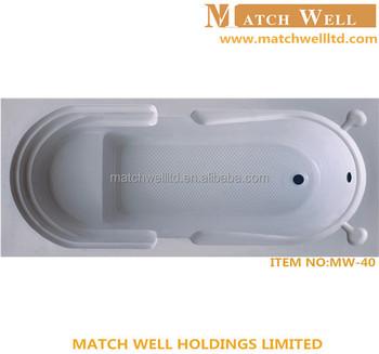 Cheap Price Portable Wooden Bathtub