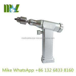 2018 Latest Medical Cannulated Drill Orthopedic Instruments MSLGK01
