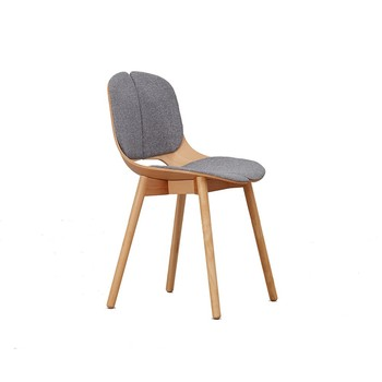 Nordic Style Furniture With Nordic Style 3d Bending Wood Study Seminar Chairs Working Executive Covers Office Chair Replacement Parts