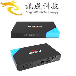 home used A95X A2 S912 3GB 32GB starmax x100 full hd satellite receiver  wholesale online ott 6 0 tv box