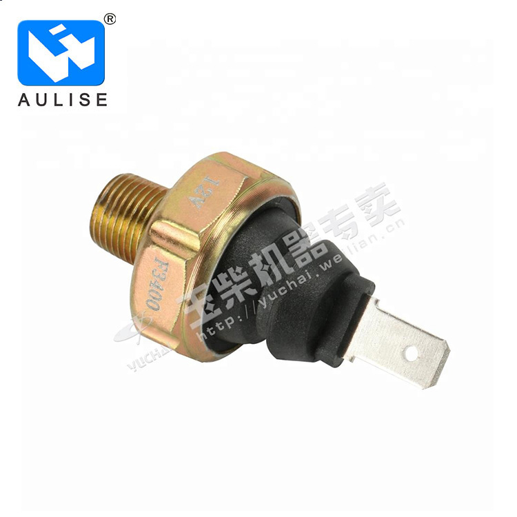 Original Yuchai engine parts F3400-3800400 Oil Low-pressure Alarm Oil Pressure Sensor