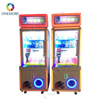 coin operated Lucky hand push arcade game machine /kids arcade game machine for sale