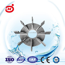CF8 CF8M pump impeller stainless steel precision castings