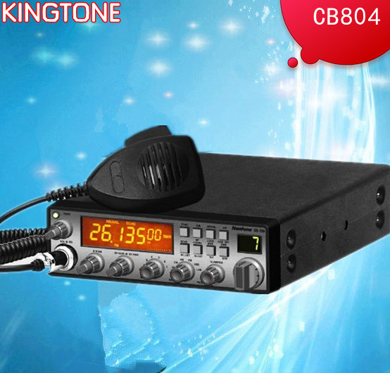 CB804 Radio AM/FM/SSB/USB/PA/CW From China Radio CB