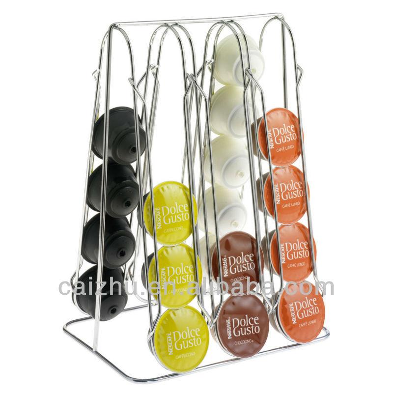 Dolce Gusto Coffee Capsule Holder Rack organizer