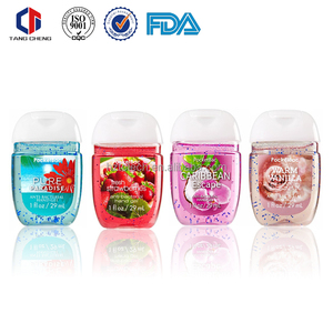 OEM all fragrance new fomula healthy Convenient Promotional wholesale bath and body works hand sanitizer
