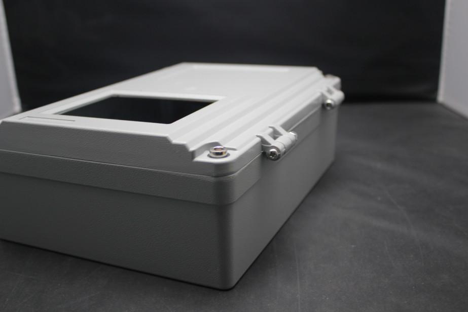 Hot Sigillato Scatole Di Alluminio Per L Elettronica Ip65 Con Ce Per